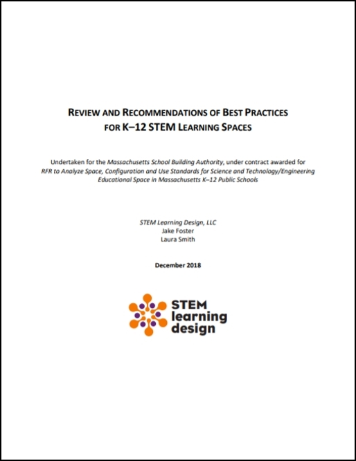 STEM Learning Design report - for MSBA