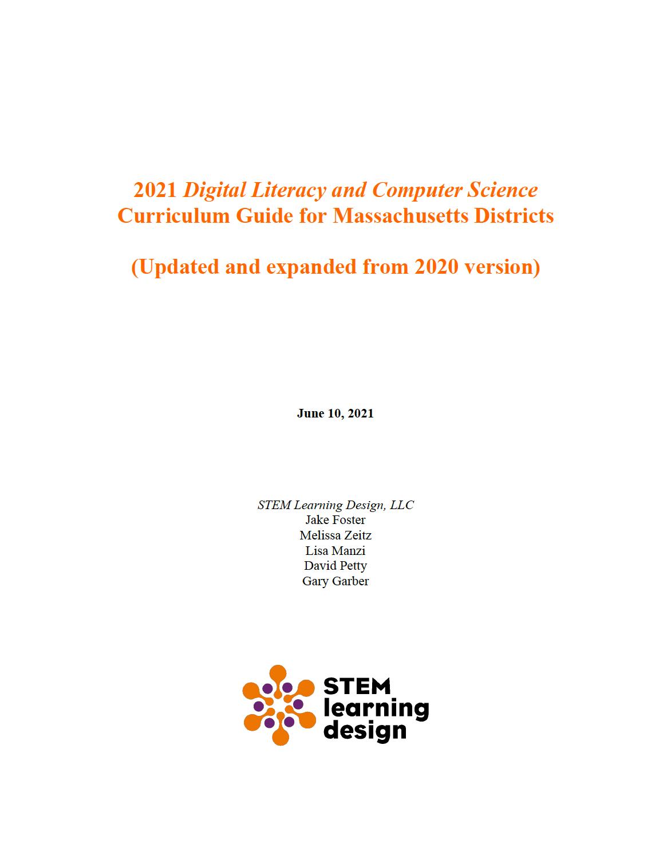 DLCS Curriculum Guide Cover June 10, 2021
